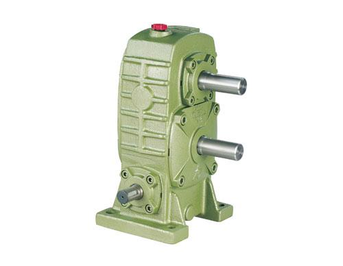 BD 系列 二段式蝸輪減速機