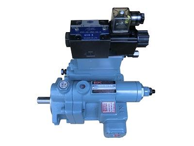 电磁控制型柱塞泵