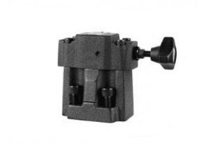 低噪音型先導式溢流閥HRF-G 03/06/10 HRF-G