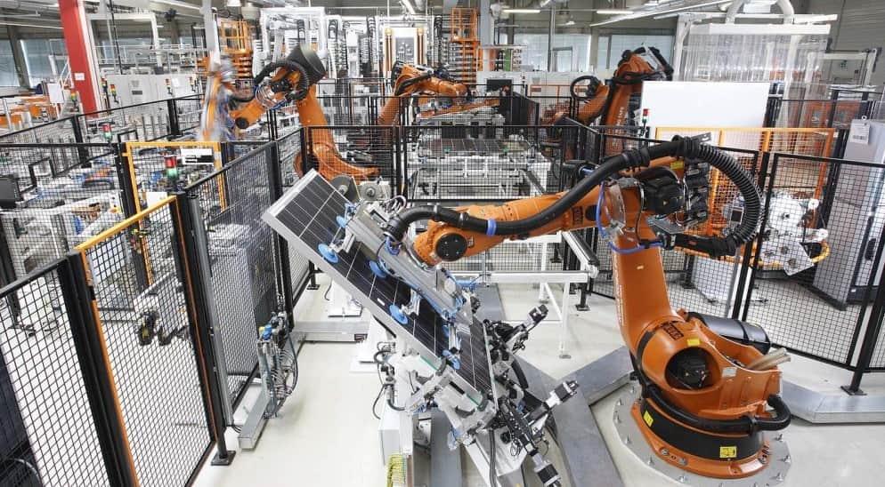 工业自动化组件